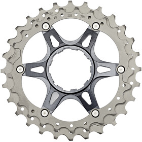 Shimano Abstufung CS-R9100 Cassette for 11-28 teeth silver